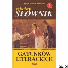 Szkolny słownik gatunków literackich, Printex - ogłoszenia A6.pl