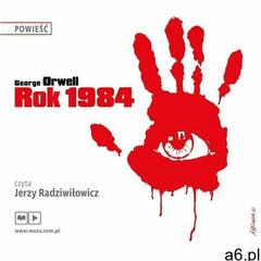 Rok 1984 audiobook, oprawa miękka - ogłoszenia A6.pl