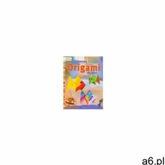 Kolorowa księga origami dla dzieci. - Praca zbiorowa, praca zbiorowa - ogłoszenia A6.pl