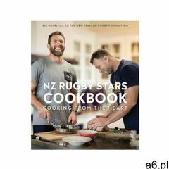 NZ Rugby Stars Cookbook NZ Rugby Foundation - ogłoszenia A6.pl