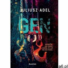 Gen - Adel Juliusz - książka, Juliusz Adel - ogłoszenia A6.pl