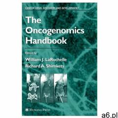 The Oncogenomics Handbook - ogłoszenia A6.pl
