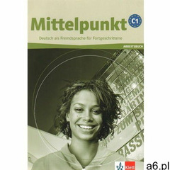 Mittelpunkt C1 (+ CD) (200 str.) - ogłoszenia A6.pl