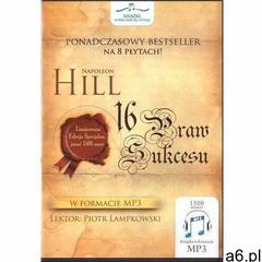 16 praw sukcesu. audiobook (8cd) - napoleon hill (9788365837264) - ogłoszenia A6.pl