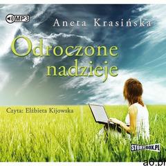 Odroczone nadzieje. Audiobook, Aneta Krasińska - ogłoszenia A6.pl