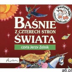 Posłuchajki Baśnie z czterech stron świata - ogłoszenia A6.pl