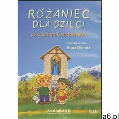 Różaniec dla dzieci z ks. Janem Twardowskim (audiobook CD) - ogłoszenia A6.pl