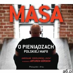 Masa o pieniądzach polskiej mafii (audiobook CD) (9788380978614) - ogłoszenia A6.pl