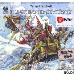 Blask fantastyczny (Płyta CD) (audiobook) - ogłoszenia A6.pl