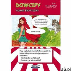 Dowcipy Humor erotyczny - Adamczewski Przemysław - książka (9788381149433) - ogłoszenia A6.pl