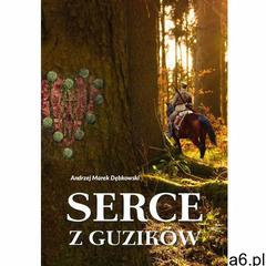 Serce z guzików- bezpłatny odbiór zamówień w Krakowie (płatność gotówką lub kartą). (9788395074202) - ogłoszenia A6.pl