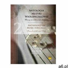 Antologia muzyki wiolonczelowej z.2 PWM - praca zbiorowa - książka - ogłoszenia A6.pl