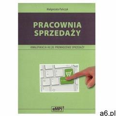 Pracownia sprzedaży. Kwalifikacja AU.20 Prow.sprz. Daniel Kawa (9788365149442) - ogłoszenia A6.pl