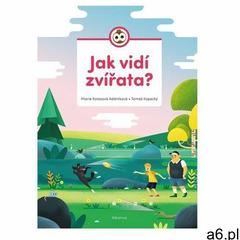 Jak vidí zvířata? Nedbalová Marie, Kotas Jan, Nedbalová Žofie, (9788000061177) - ogłoszenia A6.pl