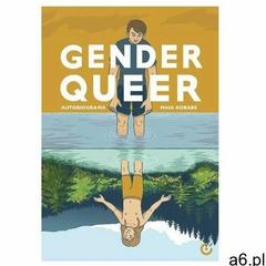Gender queer to mega potrzebna rzecz w tym kraju Kobabe, Maia (9788363892845) - ogłoszenia A6.pl