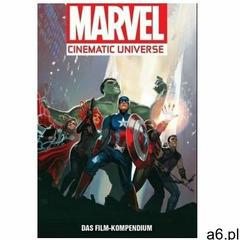 Marvel Cinematic Universe: Das Film-Kompendium Sullivan, Mike - ogłoszenia A6.pl