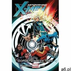Astonishing X-Men T.3 Dopóki starczy tchu Katarzyna Koleśnik - ogłoszenia A6.pl
