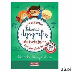 Pokonać dysgrafię Krzysztof Najder, Basia Żach (9788365944313) - ogłoszenia A6.pl
