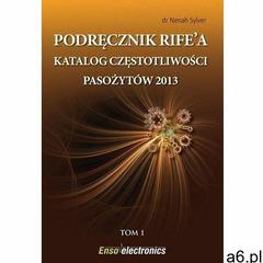 Katalog częstotliwości pasożytów wg Rife'a (9788393226948) - ogłoszenia A6.pl