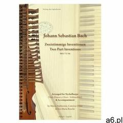 Johann Sebastian Bach - Two Part Inventions Ambrosini, Marco (9783943060157) - ogłoszenia A6.pl