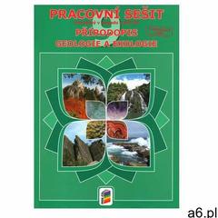 Přírodopis 9 - Geologie a ekologie - Pracovní sešit neuveden (9788076000148) - ogłoszenia A6.pl