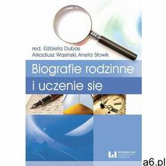Biografie rodzinne i uczenie się - No author - ebook - ogłoszenia A6.pl