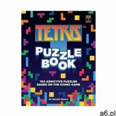 The Tetris Puzzle Book Gareth Moore (9781787392366) - ogłoszenia A6.pl