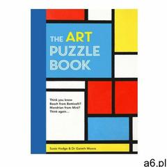The Art Puzzle Book Susie Hodge - ogłoszenia A6.pl