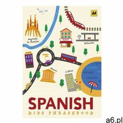 Spanish Phrasebook for Kids (9780749581718) - ogłoszenia A6.pl