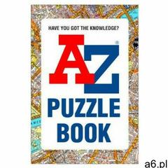 A -Z Puzzle Book Collins (9780008351755) - ogłoszenia A6.pl