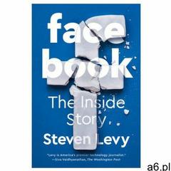 Facebook Steven Levy (9780735213159) - ogłoszenia A6.pl
