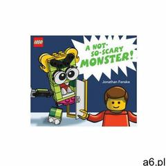 A Not So Scary Monster! (A Classic LEGO Picture Book) Fenske, Jonathan - ogłoszenia A6.pl