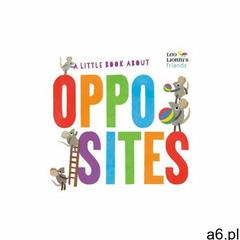 Little Book About Opposites Leo Lionni (9780525582311) - ogłoszenia A6.pl