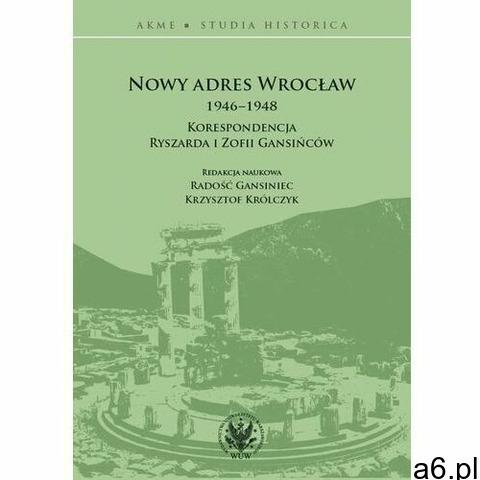 Nowy adres Wrocław 1946-1948 - 1