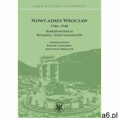 Nowy adres Wrocław 1946-1948 - ogłoszenia A6.pl