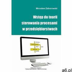 EBOOK Wstęp do teorii sterowania procesami w przedsiębiorstwach - 5. Przepływ produktów między czynn - ogłoszenia A6.pl