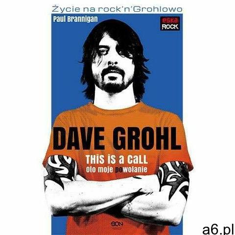 Dave Grohl. Oto moje (po)wołanie - Paul Brannigan (2013) - 1