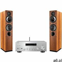 Yamaha Zestaw stereo r-n402d sr + indiana line tesi 561 orzech - ogłoszenia A6.pl
