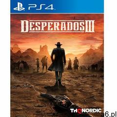 Desperados III (PS4) - ogłoszenia A6.pl