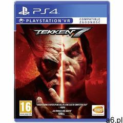 Tekken 7 (PS4) - ogłoszenia A6.pl