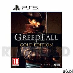 Greedfall (PS5) - ogłoszenia A6.pl