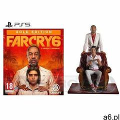 Far Cry 6 - Edycja Gold + figurka PS5 - ogłoszenia A6.pl
