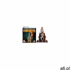 Far cry 6 - edycja ultimate + figurka ps5 marki Ubisoft - ogłoszenia A6.pl