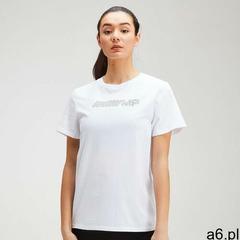 women's outline graphic t-shirt - white - xxs marki Mp - ogłoszenia A6.pl