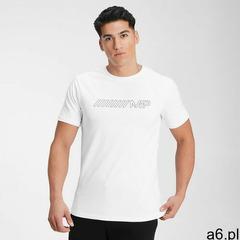 MP Men's Outline Graphic Short Sleeve T-Shirt - White - M, kolor biały - ogłoszenia A6.pl
