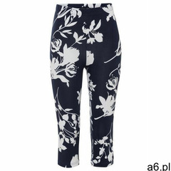 Spodnie dresowe bonprix szary melanż - ciemnoniebieski - ogłoszenia A6.pl