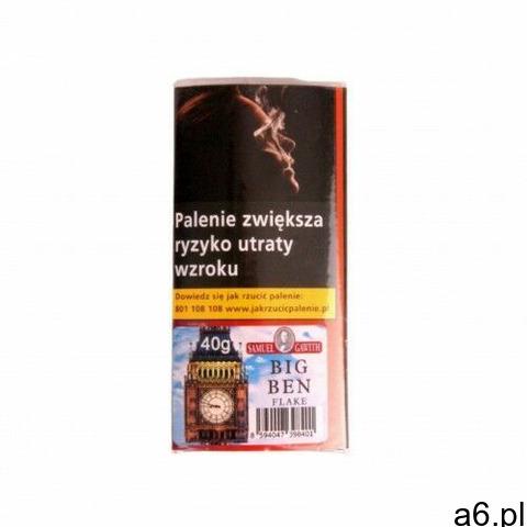 Tytoń fajkowy big ben flake 40g marki Samuel gawith - 1
