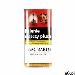 Mac baren Tytoń fajkowy virginia no.1 / 50g - ogłoszenia A6.pl