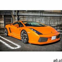 Jazda na miejscu pasażera Lamborghini Gallardo dla dziecka: Ilość okrążeń - 1, Tor - Tor Ułęż - Wars - ogłoszenia A6.pl