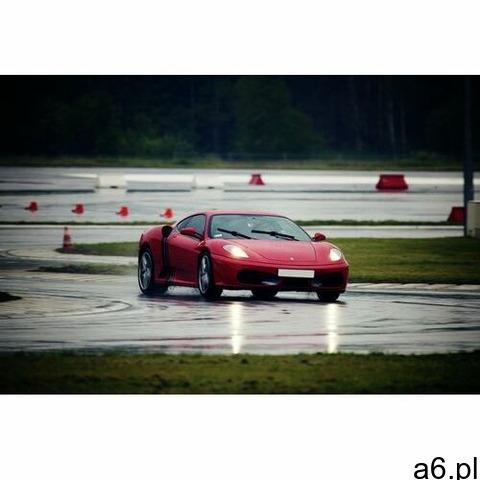 Jazda na miejscu pasażera Ferrari F430 dla dziecka: Ilość okrążeń - 1, Tor - Tor Silesia Ring główny - 1
